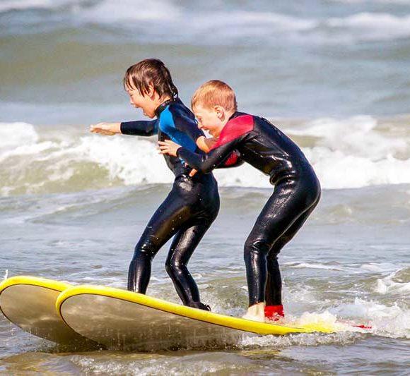 surfkamp-kinderen